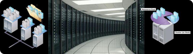 Консолидация и виртуализация