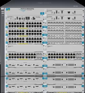 HP-switch-8200zl