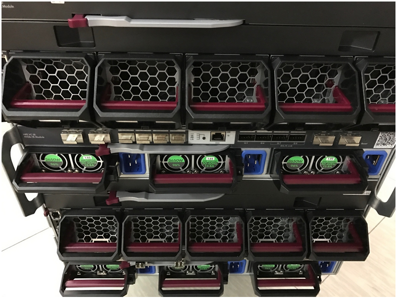 HPE Synergy 12000 Frame 9
